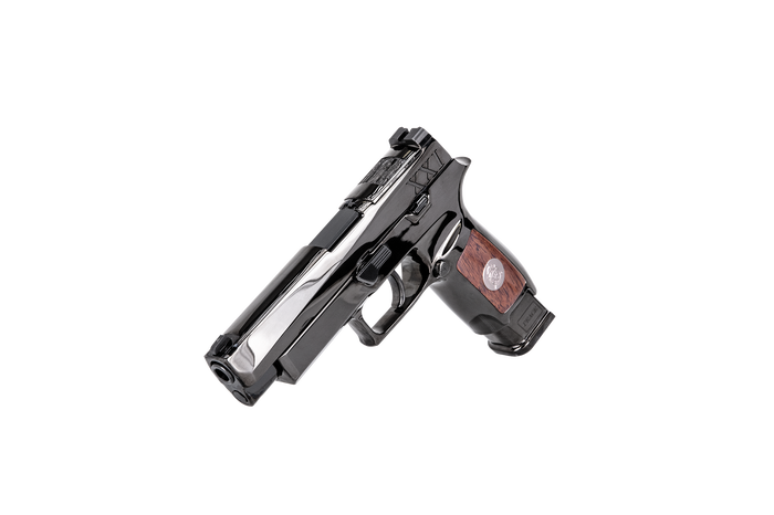 Пистолет для почетного караула. Почетный караул, Армия, США, Пистолеты, Длиннопост