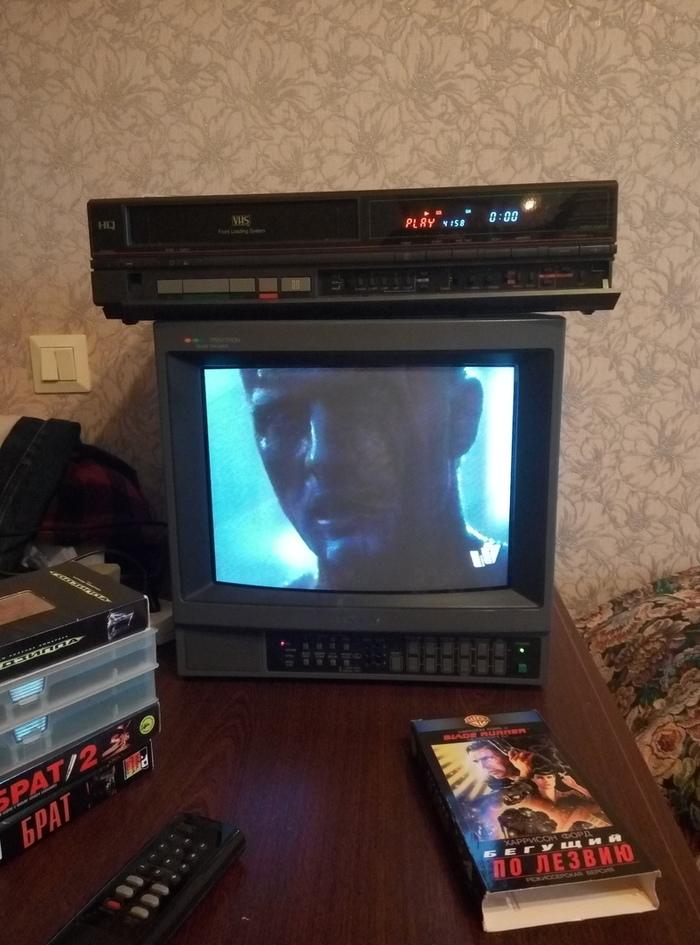 Старое порно на видео магнитофон
