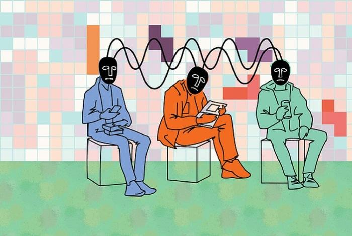 Интерфейс «мозг-мозг»:мы научились передавать мысли без помощи слов или нет Мозг, Мысли, Чтение мыслей, Наука, Эксперимент, Тетрис, Длиннопост