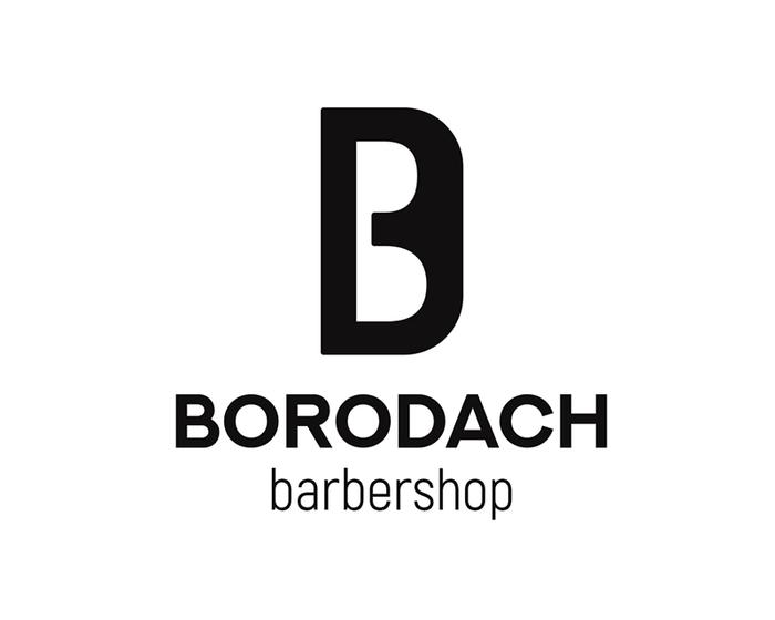 Лого для барбершопа Логотип, Дизайн, Барбершоп, Борода, Длиннопост