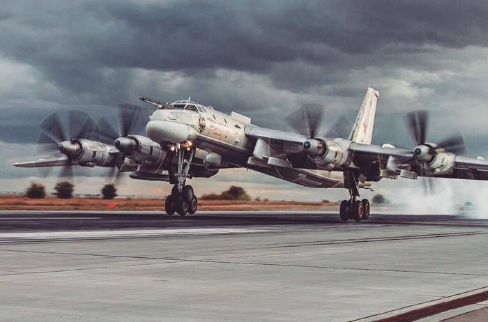 Ту-95 Авиация, Фотография, Ту-95