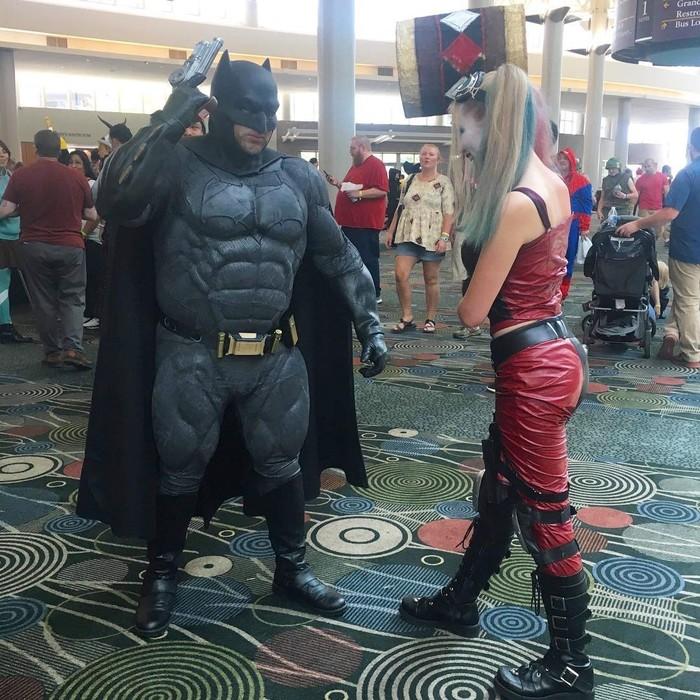 Batman которого мы заслужили