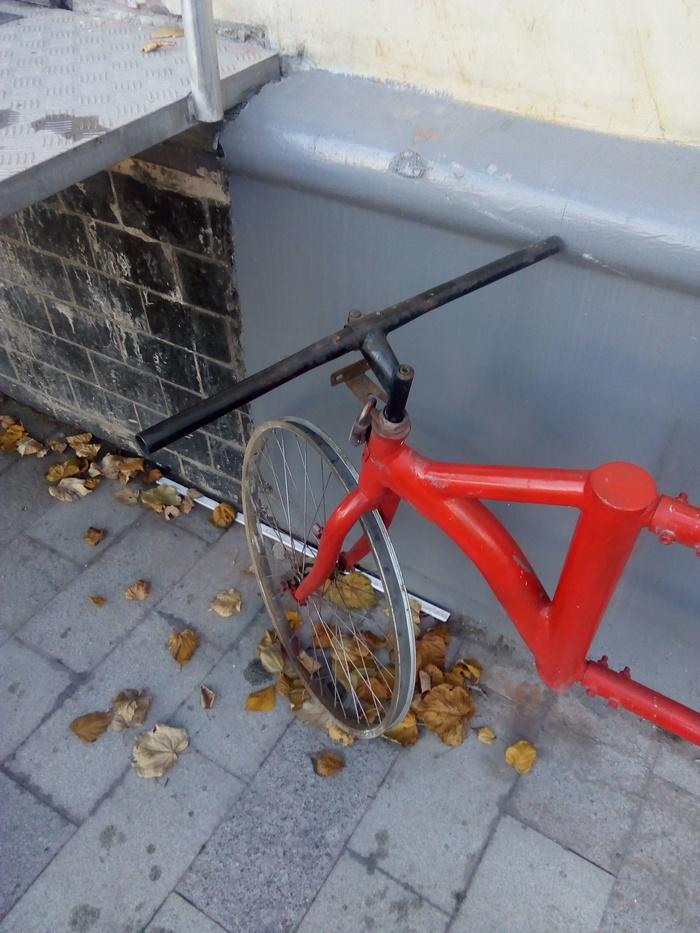 Самый длинный велосипед Москвы Велосипед, Москва, Экзотика, Любопытство, Фотосессия, Фотография, Техника, Абсурд, Длиннопост
