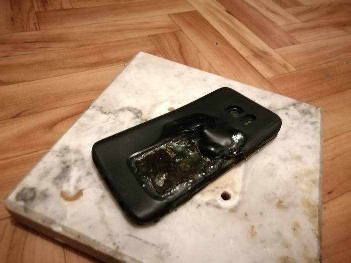 Повезло Samsung, Samsung galaxy s7, Взрыв, Мобильные телефоны, Huawei, IPhone, Длиннопост