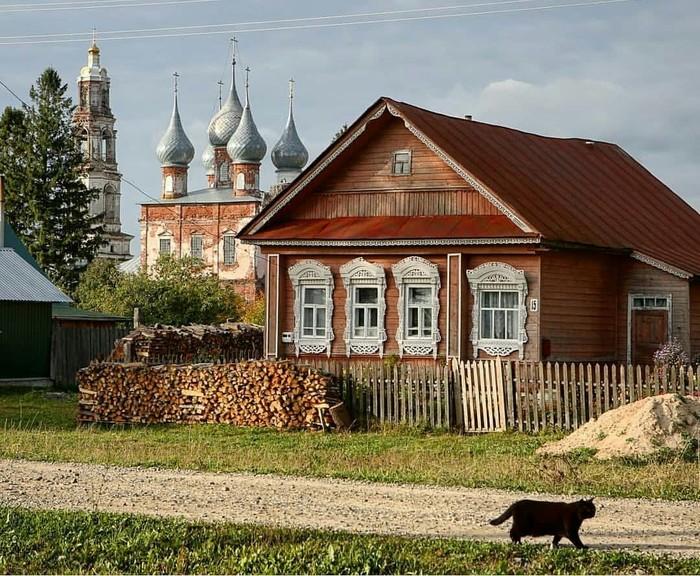 Деревня Васильевское, Московская обл.