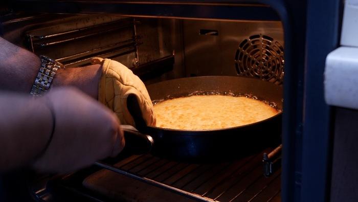 Грузинский омлет борано и лепешки мчади. Рецепт от Покашеварим Покашеварим, Вкусно, Рецепт, Еда, Грузинская кухня, Длиннопост, Видео