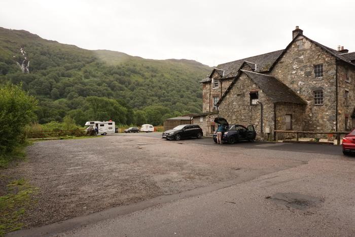 Шотландия из окна автомобиля. День второй Природа, Путешествия, Фотография, Шотландия, Красота природы, Горы, Длиннопост
