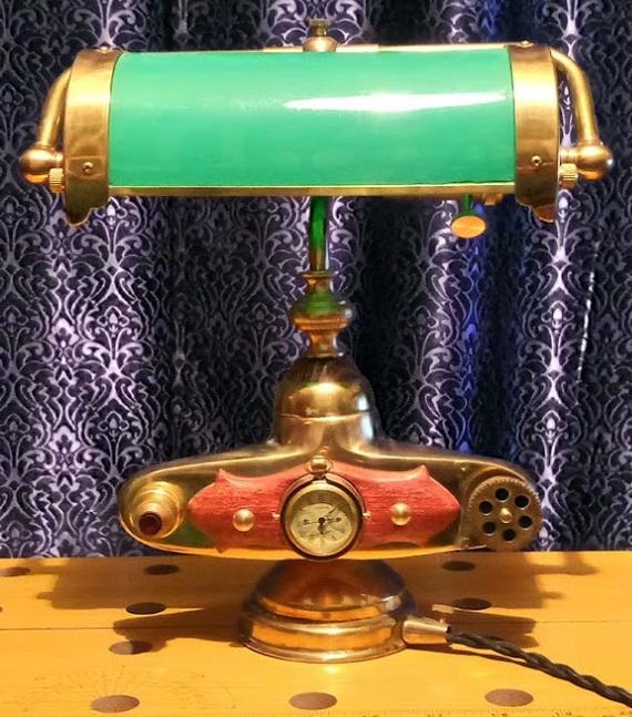 Настольная лампа из смесителя своими руками Рукоделие, Рукожоп, Своими руками, Длиннопост