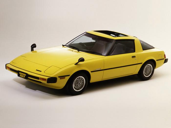 История Mazda RX-7. Mazda rx-7, Mazda, Спорткар, История, Интересное, Авто, Длиннопост