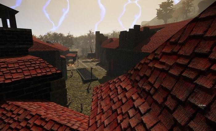 CryEngine Gothic.Отчет #4 Gothic, Компьютерные игры, Игры, Разработка игр, 3d моделирование, Gothic 2, CryEngine, Kotics_Open_Sours, Видео, Длиннопост