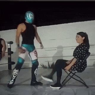 Обычная мексиканская вечеринка