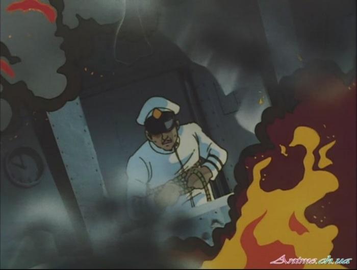 Культовая японская космоопера с мотивами Второй мировой войны Аниме, Мультсериалы, Обзор, Длиннопост, Космический корабль, Япония, Видео
