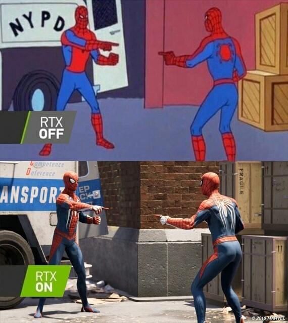 Sony воссоздала мем с двойниками
