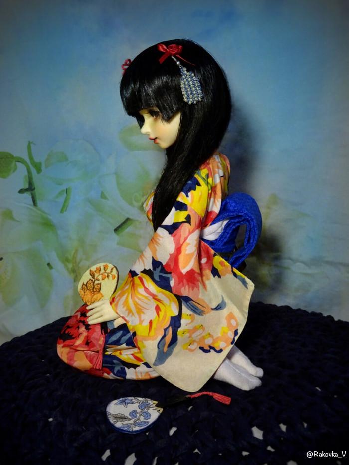 BJD+Totoro=double kawaii! :-) Аниме, Тоторо, Кукла, Шарнирная кукла, Милота, Длиннопост