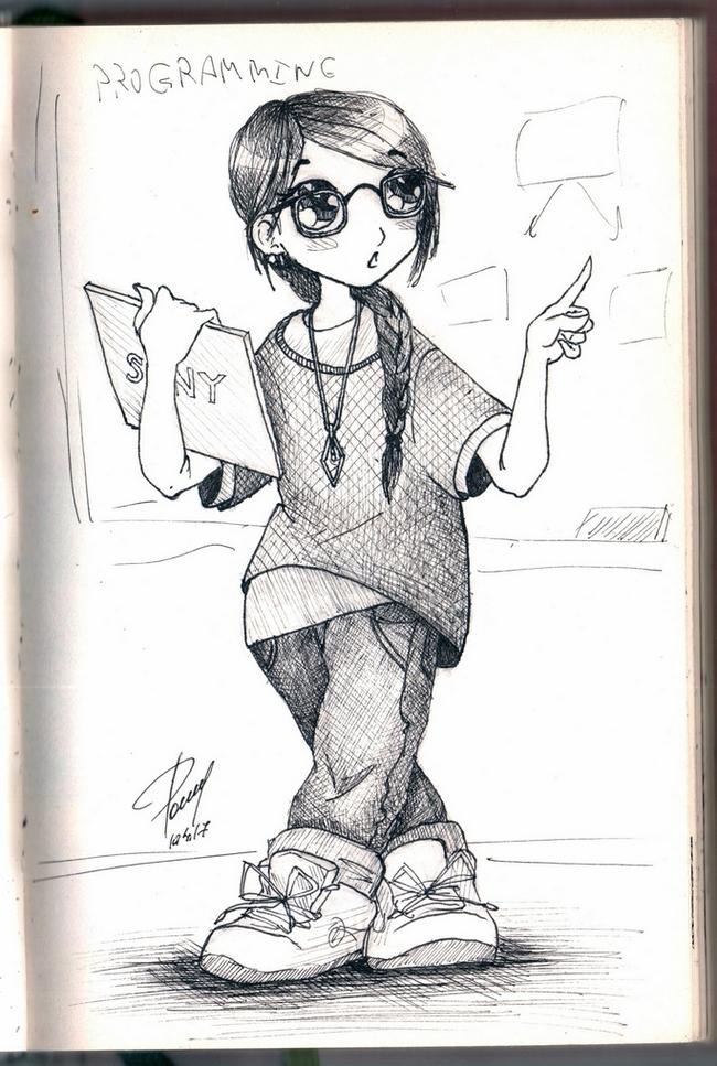 Иногда я рисую людей Рисунок, Комиксы, Друзья, Автопортрет, Портрет, Чемпионат мира, Длиннопост