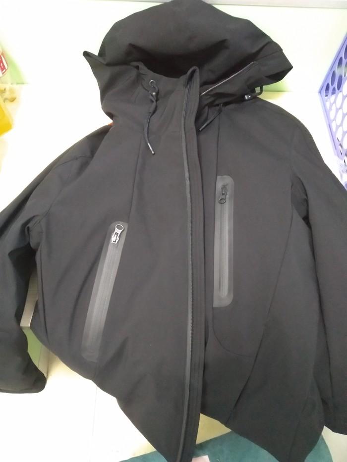 """Небольшой отзыв об """"умной"""" куртке от Xiaomi. Xiaomi, Куртка, Зима, Полезное, Отзыв, Новые технологии, Длиннопост"""