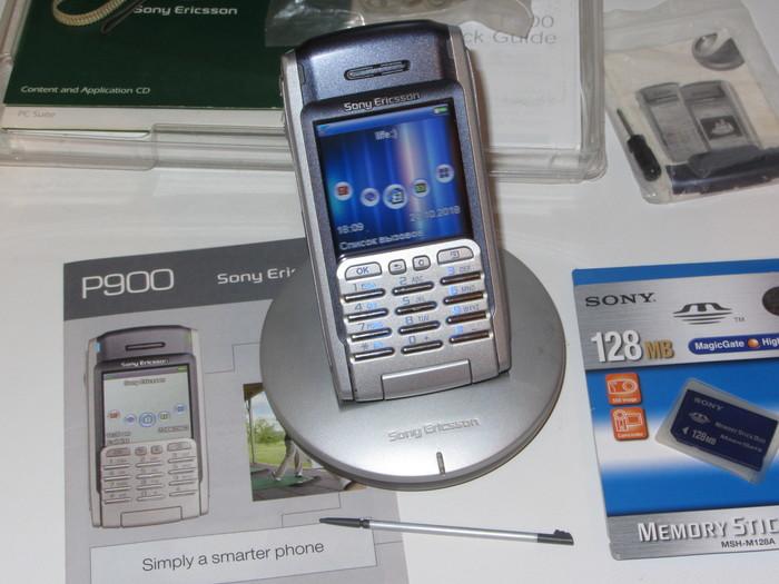 Раритетная находка! Легендарный смартфон на Symbian UIQ Sony Ericsson P900 Мобильные телефоны, Смартфон, КПК, Sony Ericsson, Symbian IUQ, Длиннопост