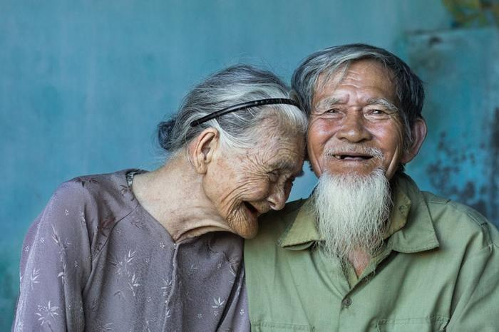 70 лет вместе Reddit, Фотография, Вьетнам, Отношения, Длиннопост