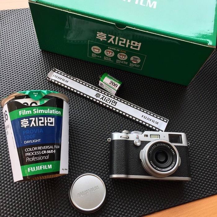 Какова фотопленка FUJIFILM на вкус? Лапша, Корея, Фотопленка, Fujifilm, Пленочная фотография, Фотография, Длиннопост, Еда, Доширак