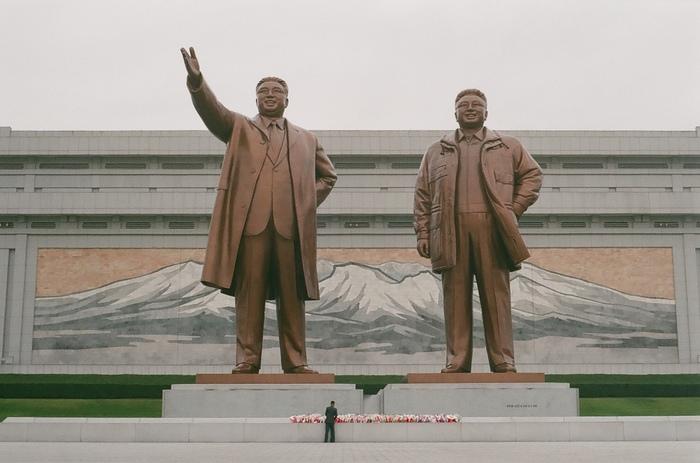 Как я съездила в Северную Корею или «в нашем цирке только люди выступают» Длиннопост, Северная Корея, Фотопленка, Фотография, Фотографии КНДР, Путешествия