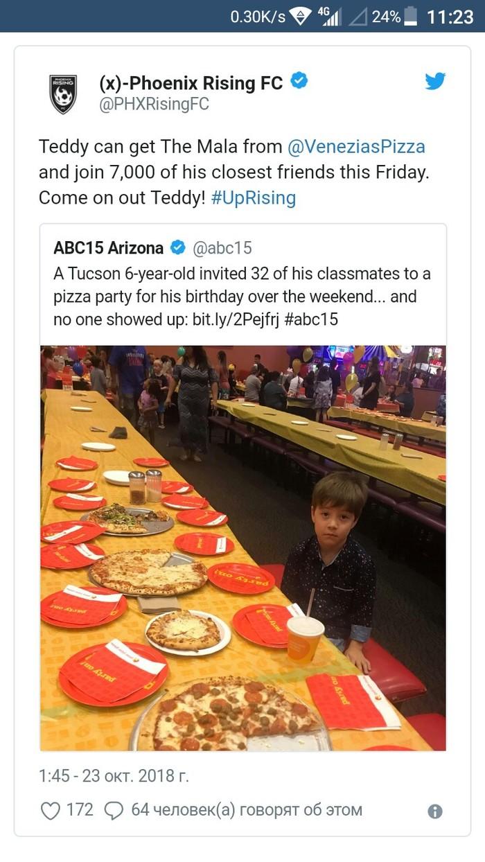 Тедди на матче Доброта, NBA, США, День рождения, Длиннопост