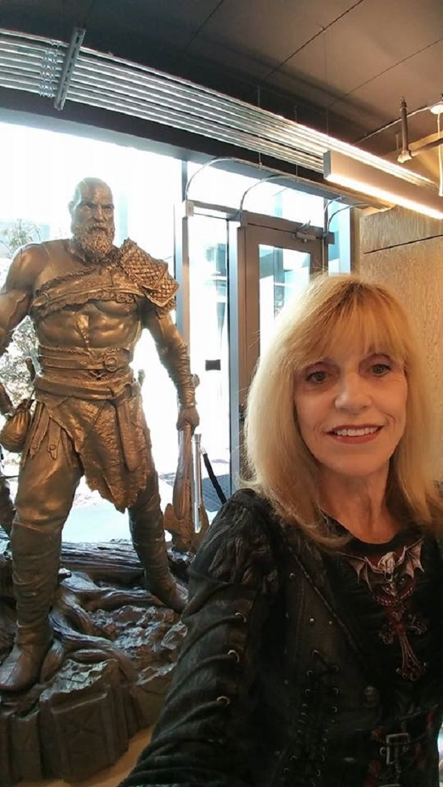 Интервью с актрисой озвучки Лани Минеллой Вспоминая старые игры, Интервью, Unreal tournament, Diablo, Starcraft, Игры, Длиннопост, Видео