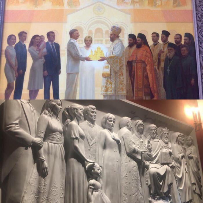 Подарок Иисусу Санкт-Петербург, Храм, Подарок