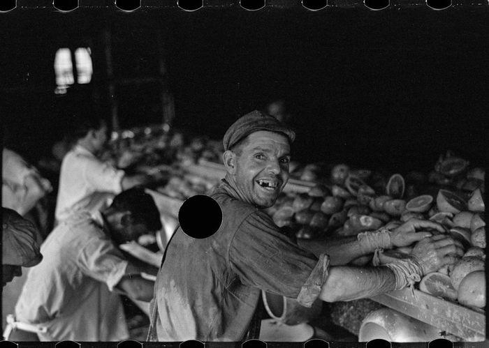 Бракованные фото Великой депрессии Великая депрессия, Историческое фото, Фотография, История, США, 20 век, Длиннопост