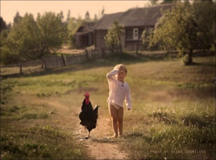 Детство в деревне. Лето или (23 фотографии)... Деревня, Детсво в деревне, Лето, Каникулы, Бабушка, Россия, Воспоминания, Длиннопост