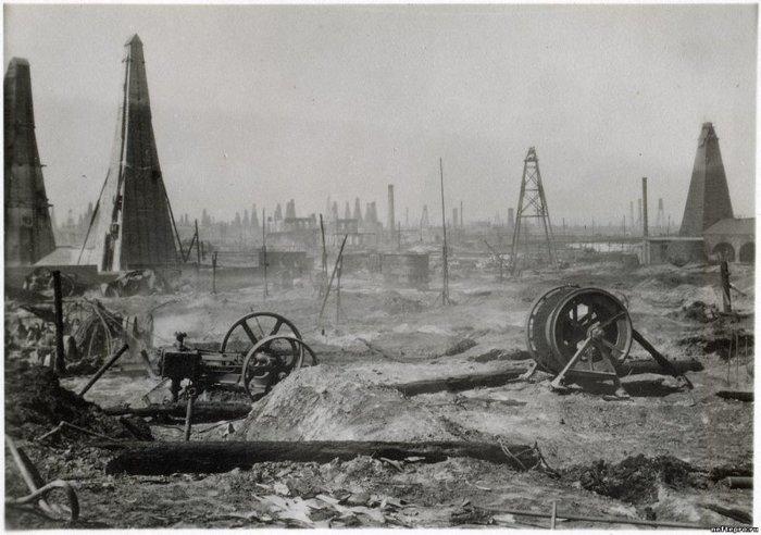 То, что вы не знали о нефти Нефть, Природа, Красота, Факты, История, Фотография, Длиннопост