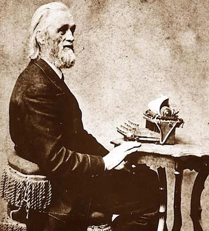 Как создавалась раскладка QWERTY Печатная машинка, Qwerty, История создания, Клавиатура, Длиннопост