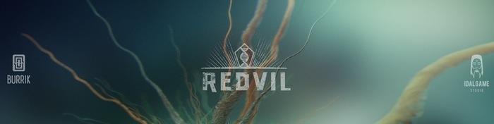 Месяц разработки Redviil, Игры, Gamedev, Indiedev, Indie, Unity, Гифка, Длиннопост