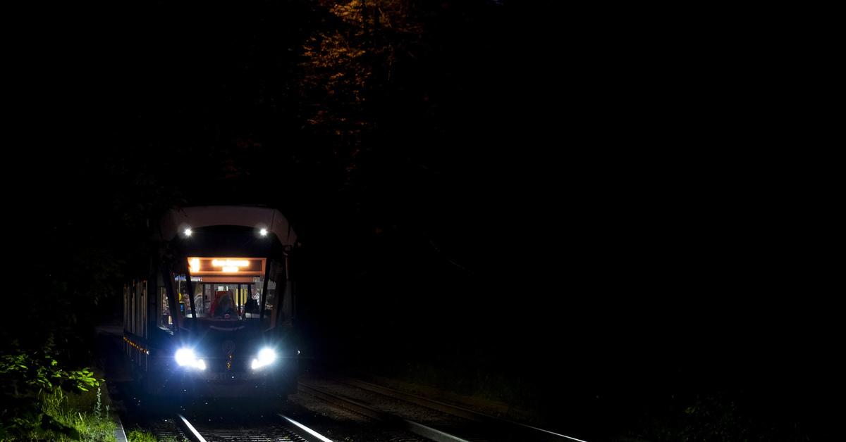увидите фото в трамвае ночью приобретении разрешения фото