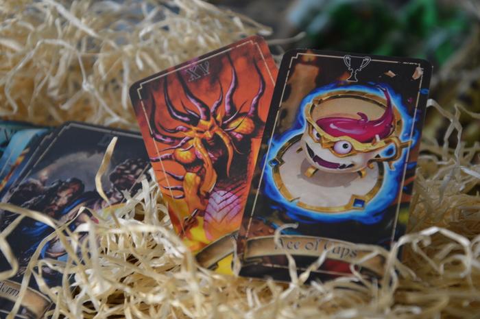 Hearthstone таро колода чудес Hearthstone, Таро, Blizzard, World of Warcraft, Warcraft, Длиннопост