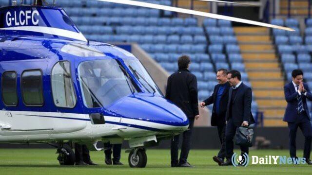 В Британии разбился вертолет владельца футбольного клуба «Лестер Сити» Катастрофа, Футбол, Вертолёт