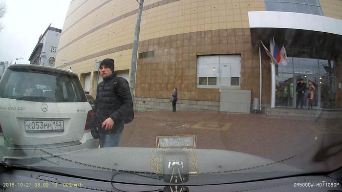 Разыскивается грабитель, Нижний Новгород. Или просматривайте видео-регистраторы, если думаете что, что-то потеряли. Нижний Новгород, Розыск, Грабителя, Засветился, Балбес, Без рейтинга, Видео, Длиннопост