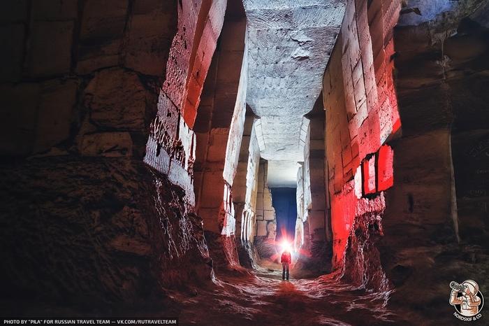 Огромные заброшенные штольни с почти 800 летней историей Забугорныйурбан, Урбанфакт, Длиннопост