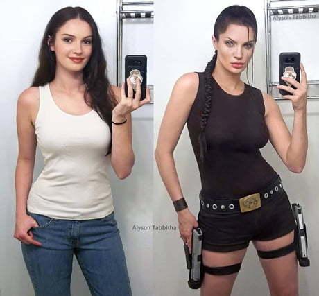 Анджелина Джоли > Лара Крофт