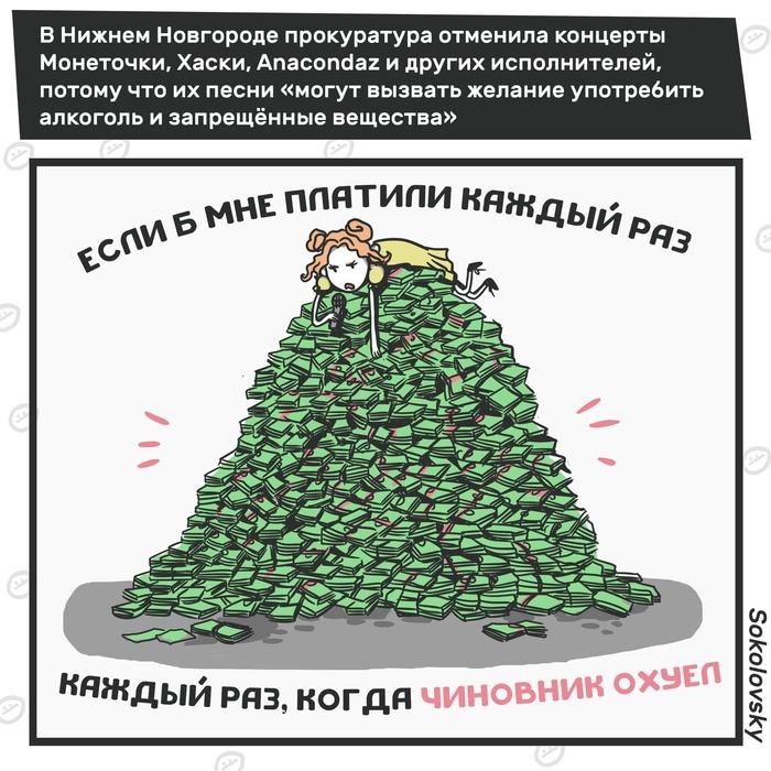Молодёжь слушает НЕ ТО Монеточка, Концерт, Запрет, Новости, Sokolovsky!