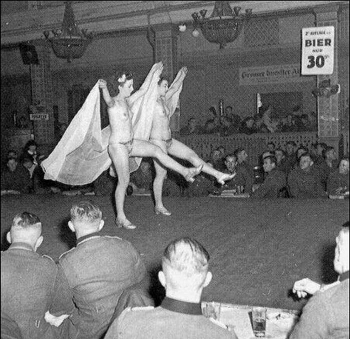 Секс во второй мировой войне