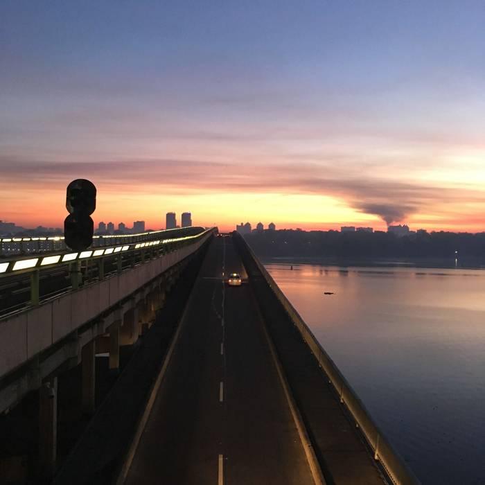 Утро, рассвет. Без, Фотография, Рассвет, Красивое, Небо, Начинающий фотограф, Длиннопост