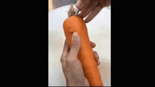 Из морковки в кукурузу