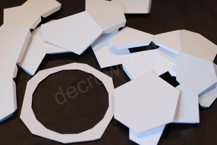 Полигональный горшок своими руками Горшок, Papercraft, Своими руками, Гипс, Эпоксидная смола, Decrowcraft, Ручная работа, Low poly, Длиннопост