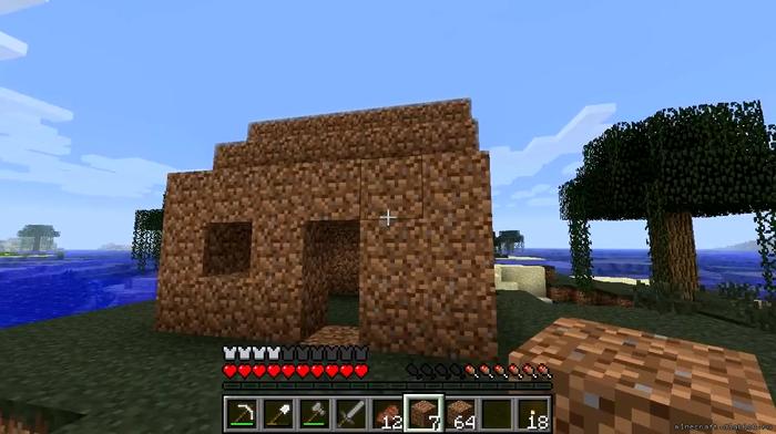 Minecraft - что это такое и почему он такой популярный Minecraft, Игры, Видео, Длиннопост