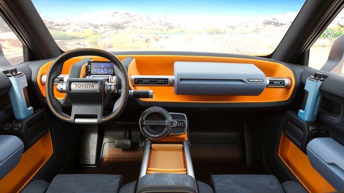Тойота FT - 4X Toyota, Авто, Тостер, Offroad 4x4, Длиннопост, Видео