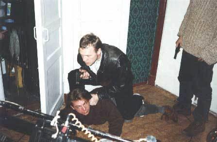 Фотографии со съемок фильма Брат 1997 год Фотография, Сергей Бодров, Балабанов, Брат, Фильмы, Длиннопост