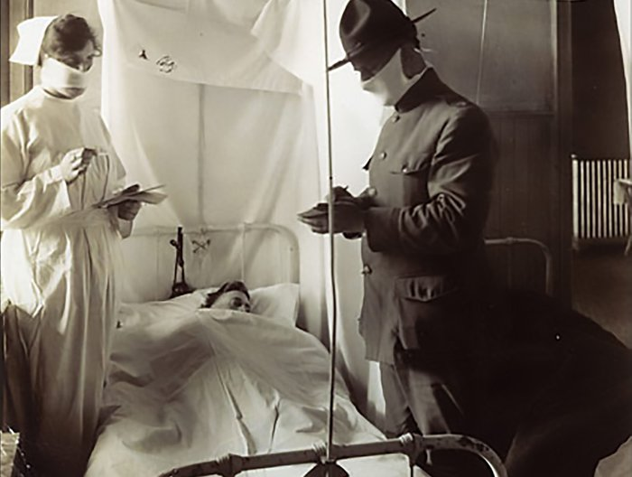 Грипп - [История Медицины] Грипп, Медицина, История, Болезнь, Свиной грипп, Птичий грипп, Вакцина, Видео, Длиннопост