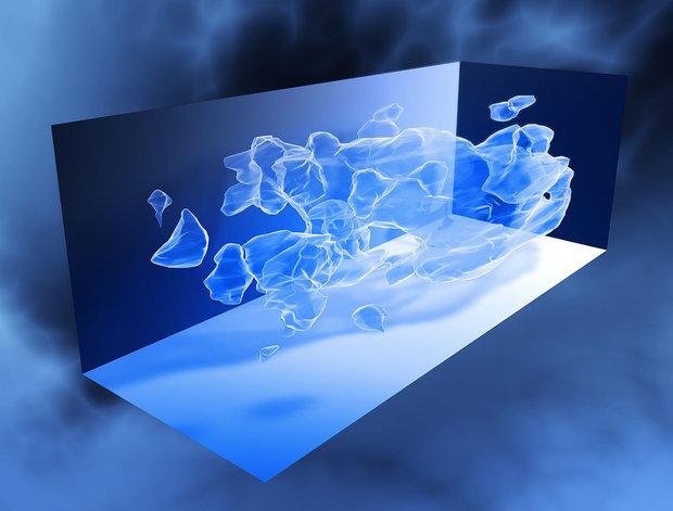 Открытие темной материи: увидеть невидимое Наука, Темная материя, Физика, Космос, Интересное, Длиннопост