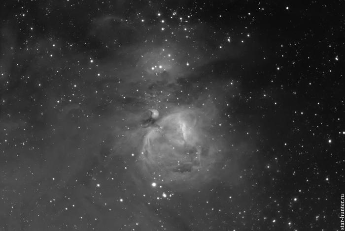 Туманность Ориона, 2 ноября 2018 года Астрофото, Астрономия, Космос, Туманность, Туманность Ориона, StarHunter, АнапаДвор
