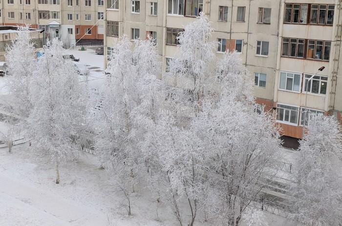 Зимушка зима Зима, Красота, ЯНАО